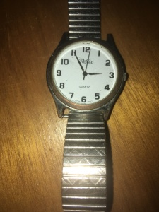 Image of a wrist watch
